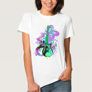 Wild Guitar Shirts