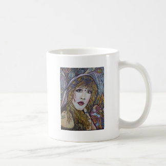 WILD HEART ANGEL COFFEE MUG
