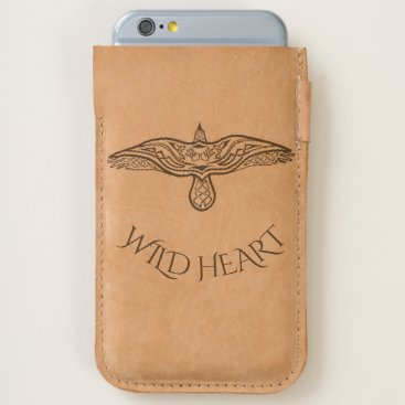 Valentines Themed Wild Heart iPhone 6/6S Case