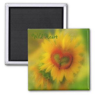 Wild heart, magnet