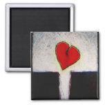Wild Heart Magnet