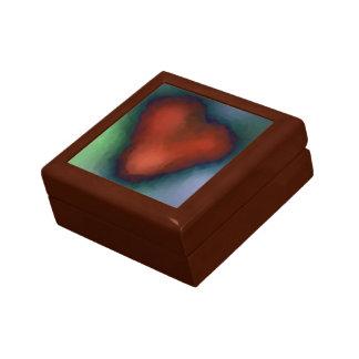 WILD HEART without lyrics tile-top wood box Keepsake Box