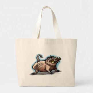 Wild Hog Tote Bag