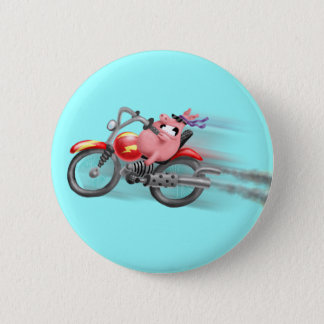 Wild Hog Button