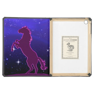 Wild hores among the stars iPad air cases
