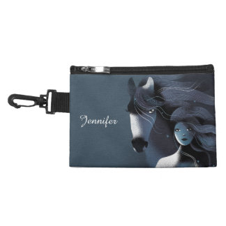 Wild Horse and a Girl Accessory Bag