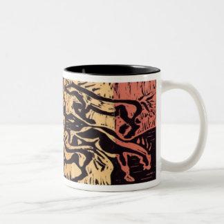 Wild Horse Art Mug