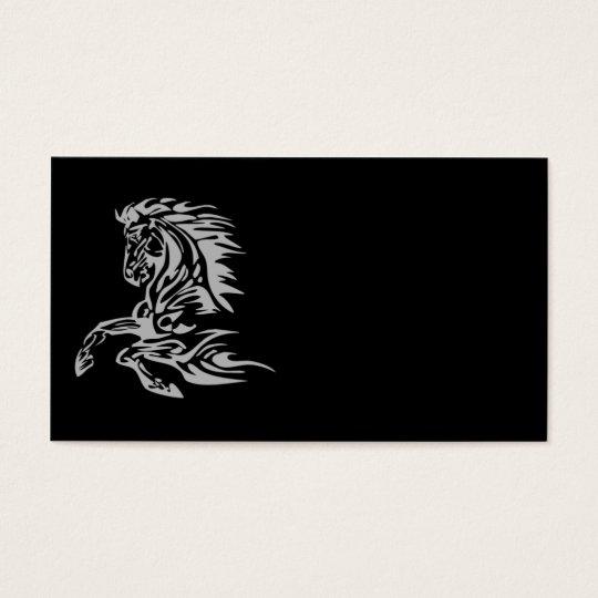 Wild Horse Business Card