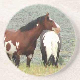 Wild Horse Coasters by Mustang Meg