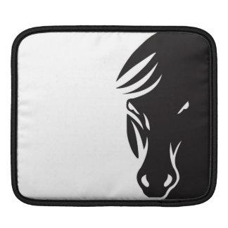 WİLD HORSE FOR İPAD iPad SLEEVES