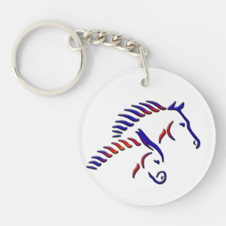 Wild Horse Freedom Federation Acrylic Keychain