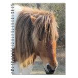 wild horse note book