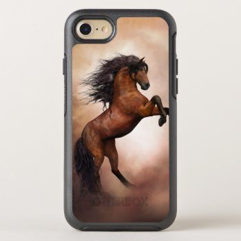 Wild Horse OtterBox Symmetry iPhone 7 Case