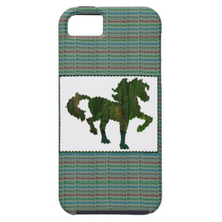 Wild Horse Prancing iPhone 5 Cover