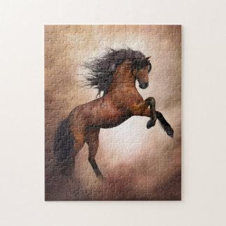 Wild Horse Puzzle