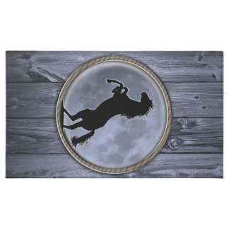 Wild horse rearing up in front of the moon 45 piece box of chocolates