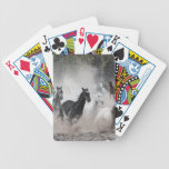Wild Horse Stampede Equine-lovers Designer Pack Bicycle Playing Cards