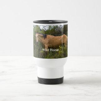 Wild Horse Travel Mug