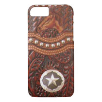 """Wild Horse"" Western iPhone 7 case"