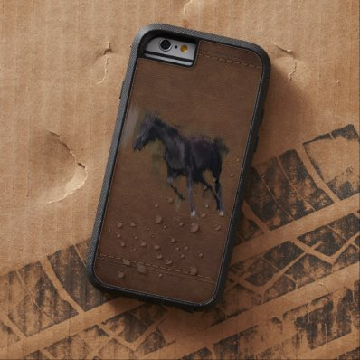 "Wild Horse ""Year of the Horse"" Equine Artwork Tough Xtreme iPhone 6 Case"