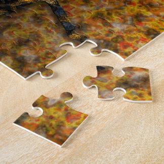 Wild Horses #24 Lapis Jigsaw Puzzle