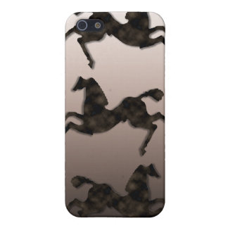 Wild Horses #2 Night Cloud Cover For iPhone SE/5/5s