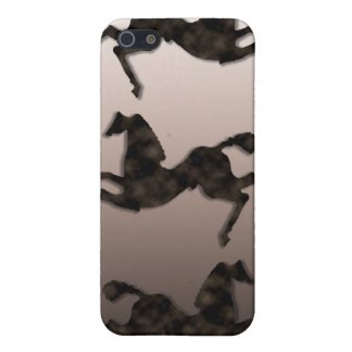 Wild Horses #2 Night Cloud iPhone SE/5/5s Cover