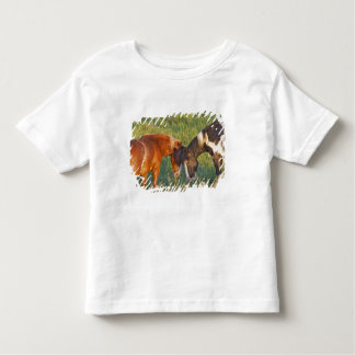 Wild Horses at Theodore Roosevelt National 2 Toddler T-shirt