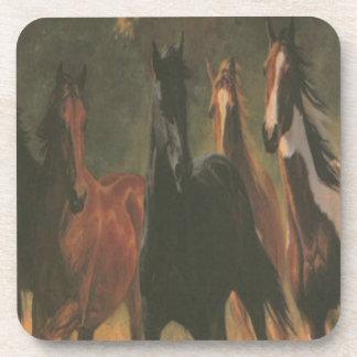Wild Horses Coasters