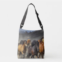 Wild Horses Crossbody Bag