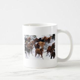 Wild Horses Driven Mug