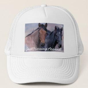0667a0ad51b Wild Horse Baseball   Trucker Hats