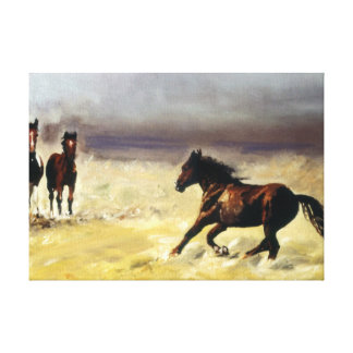 Wild horses/horses Digs them salvaxes/Wild