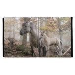 Wild Horses iPad Folio Cases