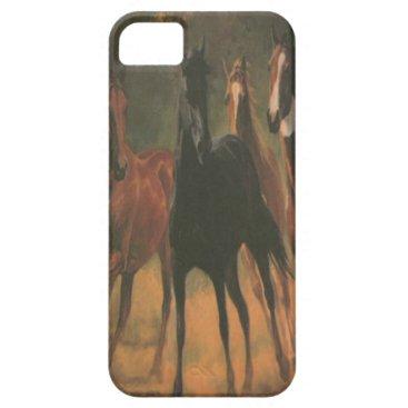 Wild Horses iPhone 5G Case