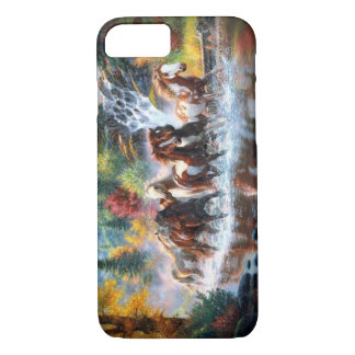 Wild Horses iPhone 7 Case