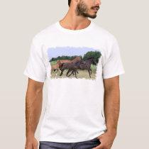 Wild Horses Men's T-Shirt