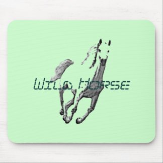 Wild Horse's mouse pad