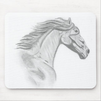 Wild Horses Mouse Pad
