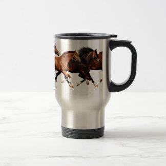 Wild Horses Coffee Mugs