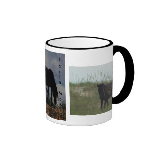 Wild Horses of the Outer Banks Mug