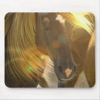 Wild Horses Photo Mouse Pad
