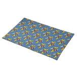 Wild Horses placemat Cloth Place Mat