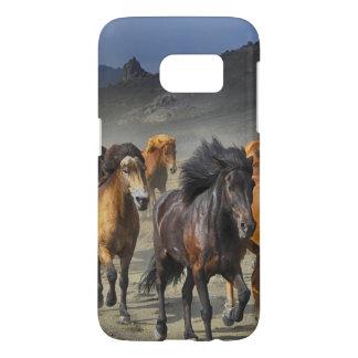 Wild Horses Samsung Galaxy S7 Case