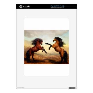 Wild Horses Skins For iPad
