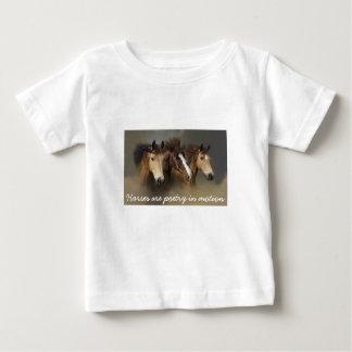 Wild Horses Three Toddler Unisex Shirt