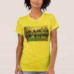 Wild Horses Womens T T Shirts