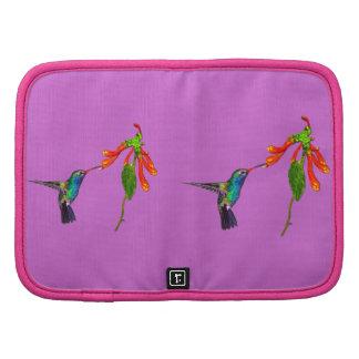 Wild Hummingbird Bird-lover s Art Series Organizers
