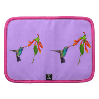 Wild Hummingbird Bird-lover s Art Series Planner