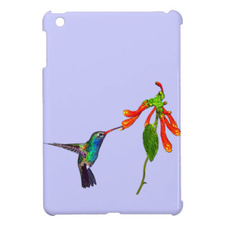 Wild Hummingbird Bird-lover's Art Series Case For The iPad Mini
